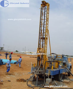 Economic Water Well Drill Rigs (GL-II) pictures & photos