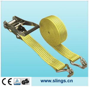 Sln Ratchet Strap with Hooks pictures & photos
