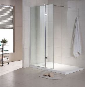 Professional Manufacturer of Bathroom Glass / Shower Screen (T3) pictures & photos