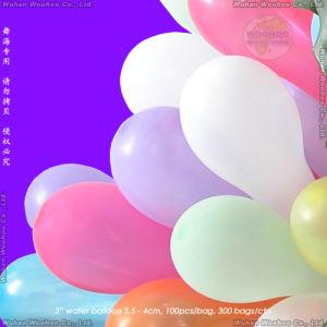Water Game Balloon, Globitos De Agua, Globo De Agua pictures & photos