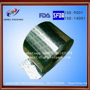 Printed and Unprinted Blister Aluminium Foil for Pharmaceutical pictures & photos