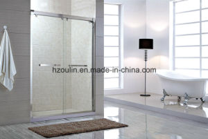 Sliding Simple Shower Room Enclosure Door Screen (SS-103) pictures & photos
