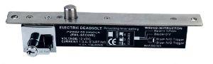 CE Fail Secure Electric Deadbolt (JS-800) pictures & photos