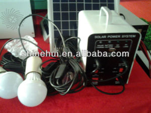 Solar Power System with Solar Charger Portable pictures & photos