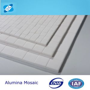 Alumina Mosaic Square Tile/Hexagon Tile