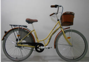 "26"" 3 Speed Steel City Bicycle/Bike/Cycle pictures & photos"