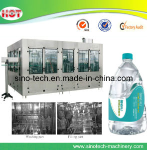 4.5L/5L/7L Bottled Water Filling Machine pictures & photos