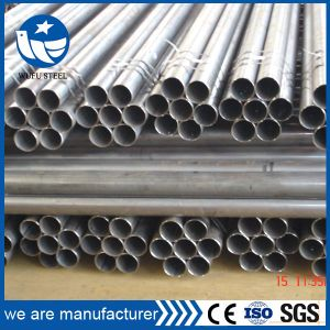 JIS Sphd SPCC SPHC Round Square Retangular Steel Pipe/ Tube pictures & photos