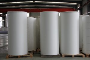 Polyester Fiberglass Tissue Anti-Crack pictures & photos