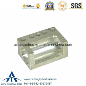Aluminum CNC Machinery Textile Machinery - 4