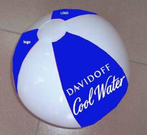 Inflatable Beach Ball with Silk Printing Logo pictures & photos