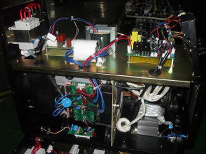 DIY Inverter Arc/ Arc400g Welding Machine/Welder with Plastic Case pictures & photos