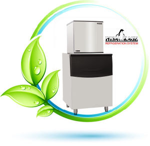 250kg Flake Ice Machine (AS-550)