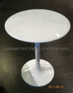 Marble or Fiber Glass Tulip Dining Table (DS-T22) pictures & photos