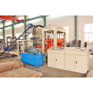Fully Automatic Concrete Paver Brick Making Machine pictures & photos