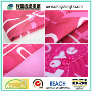 Coated and Printed Polyester Fabric for Tent pictures & photos