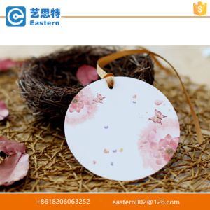 Custom High Quality Heart Shape Birthday Gift Tag pictures & photos