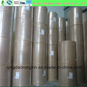 PE Coated Cup Paper for Fast Food restaurant pictures & photos