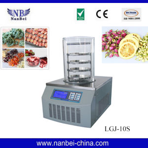 Small Scale Vertical Type Food Freeze Dryers for Home Use pictures & photos