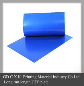 China Cxk Hiqh Quality Digital CTP Plate pictures & photos