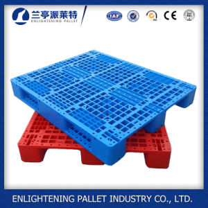Euro Type Plastic Pallet for Sale pictures & photos