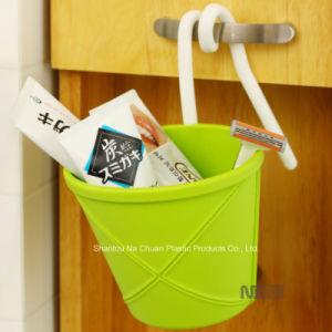 TPE Plastic Hanging Storage Basket