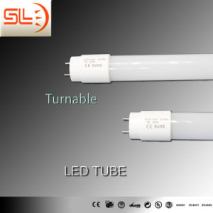 T8 2ft 4ft 5ft CE RoHS Certifiedturnable LED Tube pictures & photos