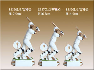 Cricket Figurine Sport Trophies (85570L)
