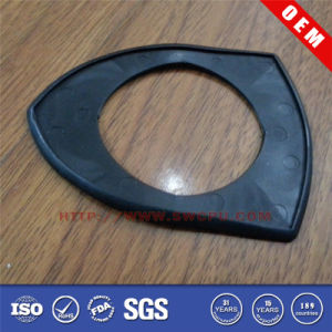 Square Flat Rubber Flange Gasket Seals (SWCPU-R-FG044) pictures & photos
