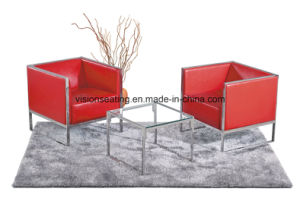 Modern Metal Steel Frame Lounge Sofa (9101) pictures & photos
