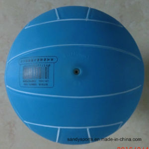 Mixed Color Children Sports Phthalate Free Inflatable Plastic Volleyball pictures & photos