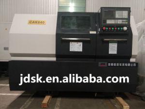 Customized High Precision Ce CNC Lathe Machine (CAK640) pictures & photos