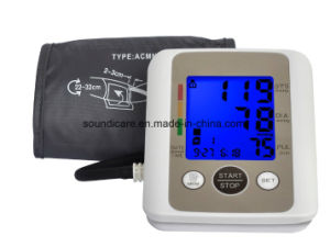 Samples Available 2 Users Blood Pressure Monitor Unit (BP805) pictures & photos