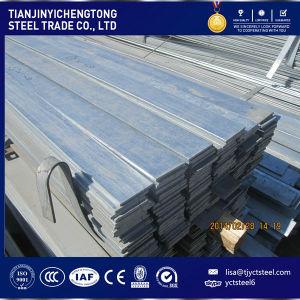 Q235 Q345 Galvanized Flat Steel Bar for Machine Part pictures & photos