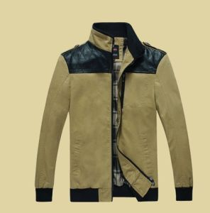 Windproof Fashion Custom Cotton Winter Jacket Coat pictures & photos