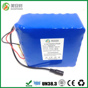 7s7p 24V 18ah Lithium Battery pictures & photos