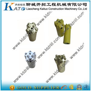 Threaded Button Rock Drill Bits Kt R38 pictures & photos