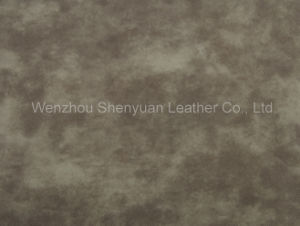 PU Synthetic Leather for Shoe (C-174)
