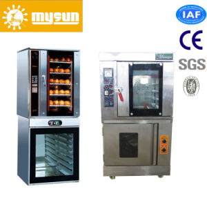 Energy Efficient Convection Oven with 5 Trays pictures & photos