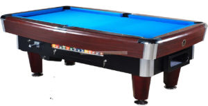 Billiard Coin-Operated Billiard Table (NC-PT10) pictures & photos