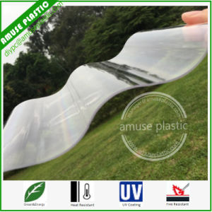 Policarbonato Sheet Hollow Solid PC Panels Corrugated Polycarbonate Roof Tiles Sheets pictures & photos