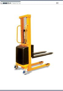 Economic Semi-Electric Stacker (HL-MS. A SERIES) pictures & photos