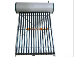 Solar Water Heater Pressurized with Heat Pipe pictures & photos