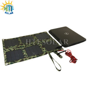 18W Foldable Solar Panel Portable Charger for Mobile Phone/Laptop/Phone