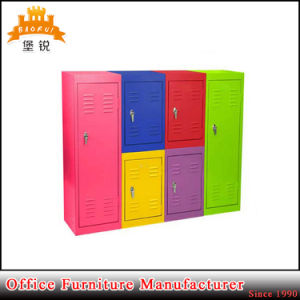 Metal Colorful Kids Small Locker for Kindergarten pictures & photos