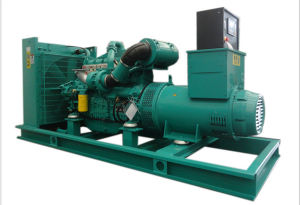 Googol Engine ATS Silent Generator Diesel 380V 250kw 312.5kVA pictures & photos