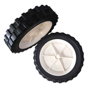 "6 Inch 6""X1.5"" Semi-Pneumatic Rubber Wheel for Hand Trolley pictures & photos"