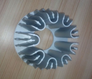 Aluminum Cold Forged LED Lamp Heatsink pictures & photos