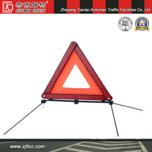 on-Site Emergency Warning Triangle (CC-WT05) pictures & photos