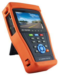 """4.3"""" IP Camera Tester CCTV Tester Monitor Analog Camera and IP Camera Testing Ahd Cvi Tvi Sdi"""